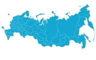 Карта России Osclass